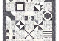 dream big quilt pattern sweetwater sw p271 fat quarter shop Sweetwater Quilt Patterns Gallery