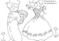dutch boy and girl little dutch girl quilt patterns Modern Dutch Boy And Girl Quilt Pattern