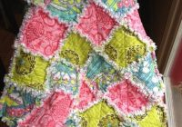 easy 3 color quilt patterns easy fun rag quilt pattern Cozy Easy 3 Color Quilts Inspirations