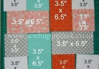 easy big block quilt patterns free a good scrap quilt 9   Big Block Quilt Patterns For Beginners Gallery