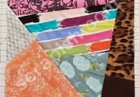 easy crazy quilt block modern and beginner friendly Interesting Crazy Quilt Patterns For Beginners Gallery