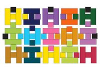 easy jigsaw puzzle quilt pattern Interesting Puzzle Piece Quilt Pattern