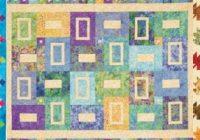 Elegant free easy batik quilt patterns quilting daily 10 Cozy Quilt Patterns For Batiks Inspirations