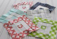 Elegant hand pieced quilt progress simple handmade everyday New Hand Pieced Quilt Patterns