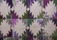Elegant jenny makes this vintage block so much easier with pre cuts 9 New Delectable Mountains Quilt Pattern Gallery
