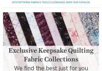 Elegant keepsake quilting exclusive kq fabric collections milled 9   Keepsake Quilting Fabric For Life Gallery
