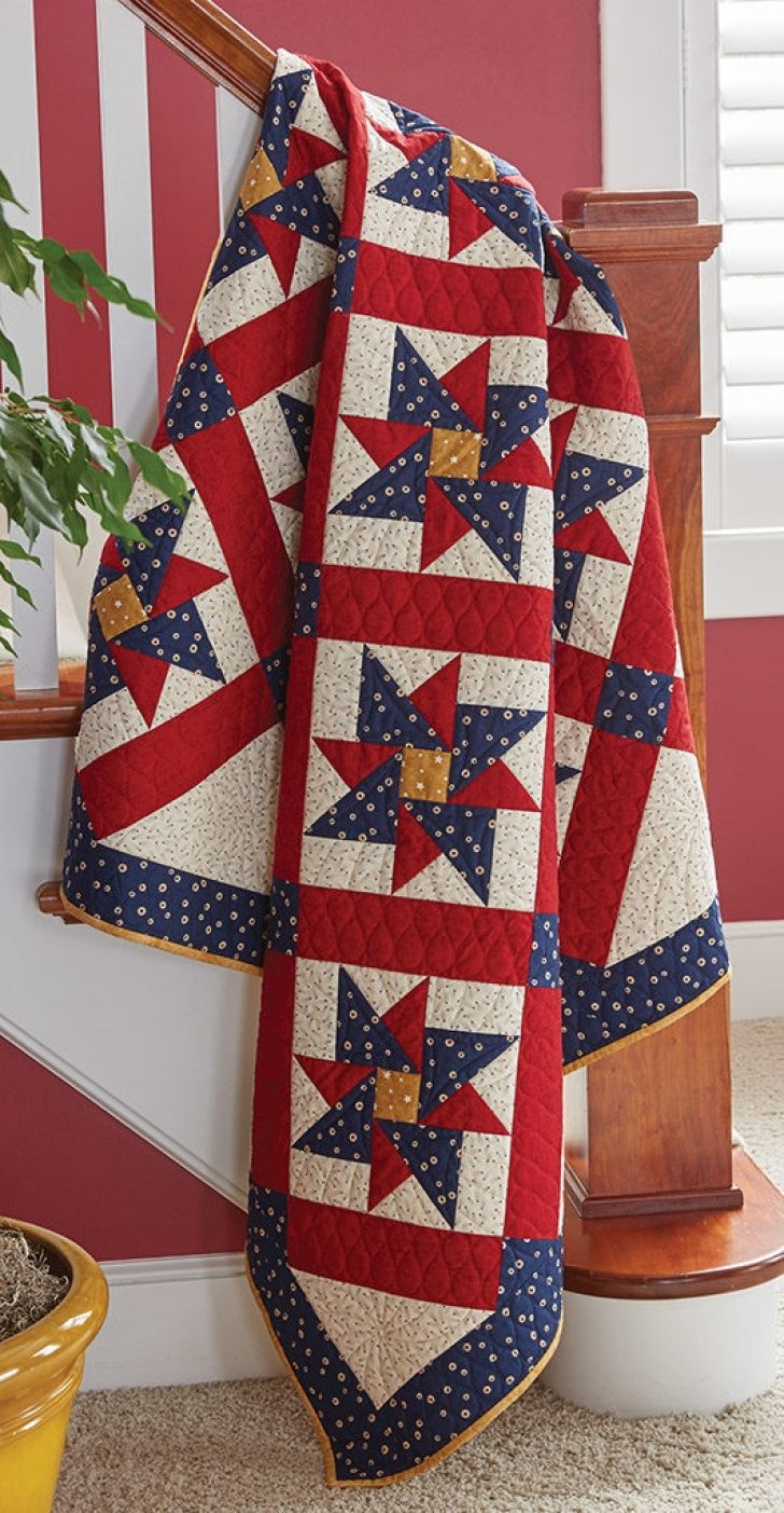 Permalink to 9 Stylish Fons & Porter Quilt Patterns