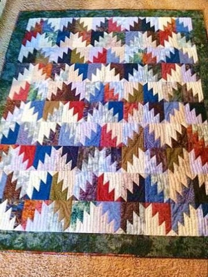 Permalink to 9 New Delectable Mountains Quilt Pattern Gallery