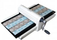 Elegant sizzix big shot pro quilt fabric cutter 9 Elegant Fabric Cutter For Quilting Gallery