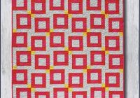 Elegant square dance one block beginner quilt pattern 9 Cool Block Quilt Patterns For Beginners