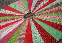 Elegant the best quilted tree skirts 15 christmas quilt patterns Cozy Quilted Tree Skirt Pattern Inspirations