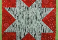 evening star quilt block tutorial 4 6 8 10 and 12 4 Inch Quilt Block Patterns Inspirations