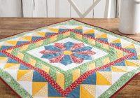 exclusively annies quilt designs farmhouse vintage quilt pattern Modern Vintage Quilt Patterns