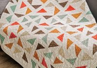 exclusively annies quilt designs triangle mix up quilt pattern Cool Quilt Patterns With Charm Packs Gallery