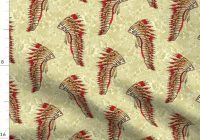 fabric the yard indian tribal warbonnet pattern Unique Indian War Bonnet Quilt Pattern Inspirations