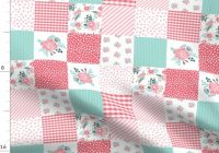 fabric the yard peonies quilt top wholecloth quilt cheater quilt fabric girls quilts quilters Modern Quilting Fabric Whole