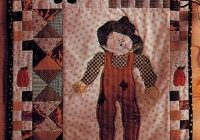 fall patchwork quilted wall hanging pattern seasonal Seasonal Quilted Wall Hanging Patterns