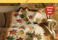 falling leaves quilt pattern download Autumn Leaves Quilt Pattern Inspirations