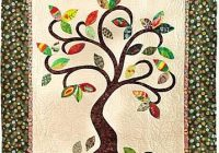 family name quilts images class family tree first Stylish Family Tree Quilt Pattern