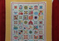 farm girl vintage lori holt quilt book quilt block patterns quilt pattern book Modern Farm Girl Vintage Quilt