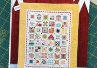 farm girl vintage quilt pattern book Modern Farm Girl Vintage Quilt