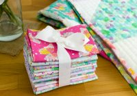 fat quarter fancy free quilt pattern using 9 fat quarters Modern Quilt Pattern Using Fat Quarters