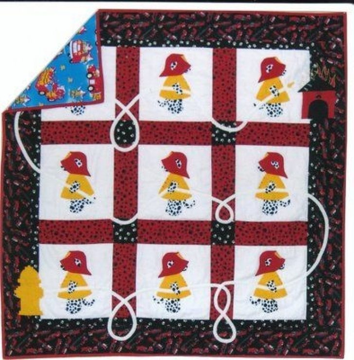 Permalink to Cool Firefighter Quilt Patterns