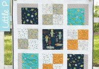 four patch quilt patterns for beginners Easy Four Patch Quilt Pattern