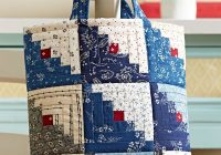 free bag patterns allpeoplequilt 9 Interesting Quilted Tote Bags Patterns