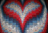 free bargello heart quilt pattern bargello heart Elegant Bargello Heart Quilt Pattern