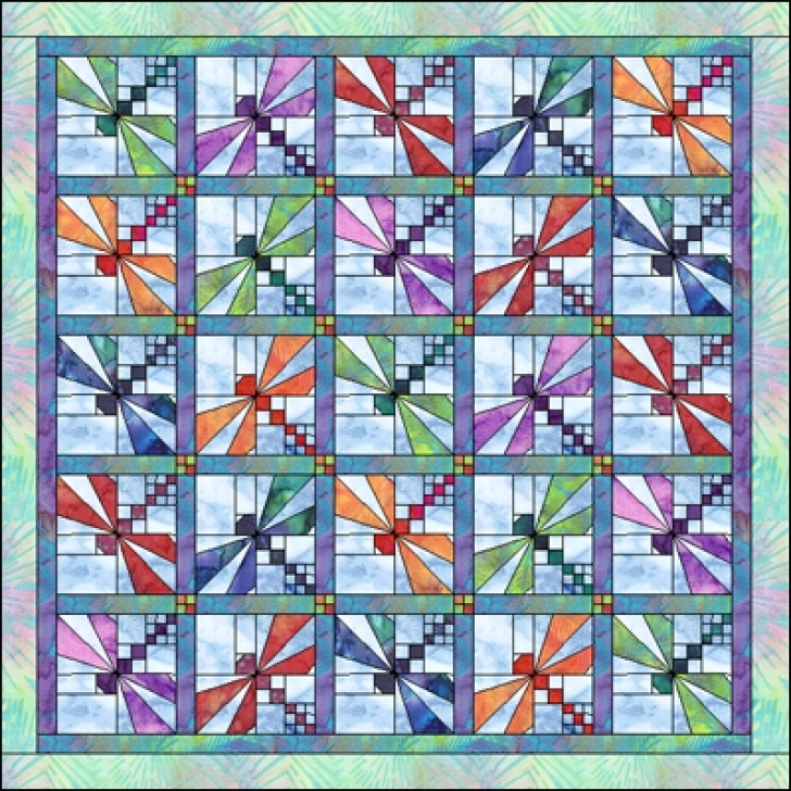 Permalink to Interesting Dragonfly Quilt Patterns Gallery