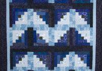 free log cabin block patterns 7 modern designs Unique Log Cabin Patchwork Quilt Patterns Gallery