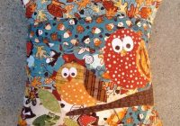 free quilt pattern owl applique wall hanging pattern Cool Owl Applique Quilt Pattern Gallery