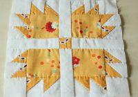 free tutorial hand pieced quilt along blocks erin Elegant Hand Pieced Quilt Patterns