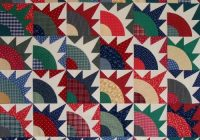 free tutorial santas rising sun quilt Unique Rising Sun Quilt Pattern Gallery