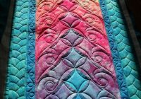 french braid art quilts machine quilting patterns Unique French Braid Quilt Patterns