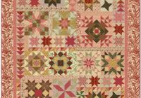 friday free quilt patterns a sparkling sampler mccalls Interesting Mccalls Quilting Patterns Free