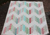 from bolt to beauty tutorial ridiculously easy jelly roll Stylish Easy Jelly Roll Quilt Patterns