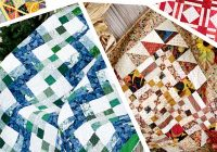 fun easy scrap quilting Interesting Easy Scrap Quilt Patterns