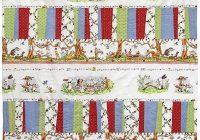 garden party quilt kit featuring fabrics anita jeram for clothworks Interesting Garden Party Quilt Pattern