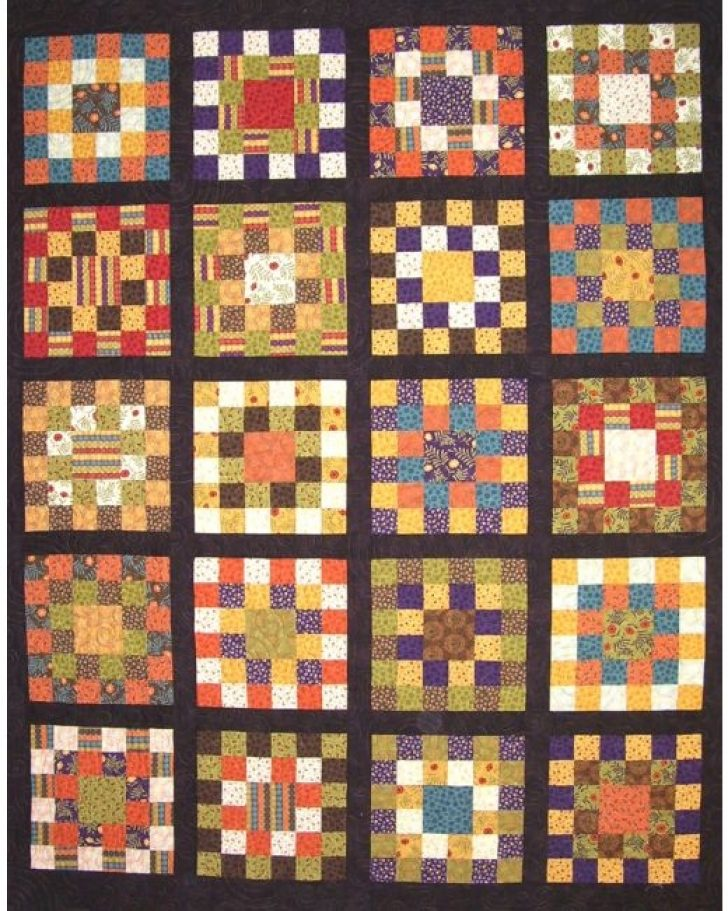 Permalink to Cool Quilt Patterns Using Squares Gallery