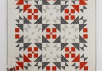 go qube 9 nordic winter pattern accuquilt Modern Scandinavian Quilt Patterns Gallery