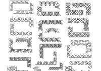 golden threads shop category keryn emmerson product Cozy Quilt Border Patterns Designs