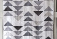 grey goose full front for this quilt i wanted a modern Modern Quilting Flying Geese Pattern