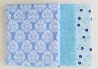 half yard quilting fabric set of three blue fabrics one half yard each 100 cotton high quality fabric blender fabric Interesting Quilting Fabric By The Yard Gallery