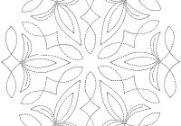 hand quilting q is for quilter Elegant Quilting By Hand Patterns Gallery