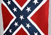 handmade confederate flag quilt 500 00 the south Unique Confederate Flag Quilt Pattern