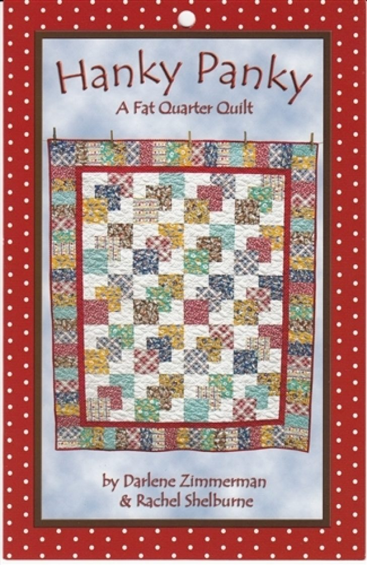 Permalink to Hanky Panky Quilt Pattern