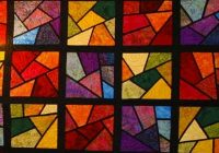 happy homestead quilting quilt patterns youll love Interesting Stained Glass Quilt Patterns Inspirations