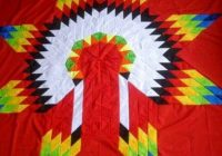 headdress starquilt native american quilt lone star quilt Unique Indian War Bonnet Quilt Pattern Inspirations